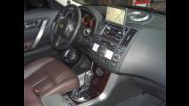 Infiniti FX45 - O carro futurista da novela