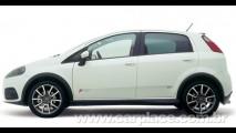 Salão do Automóvel 2008 - Fiat mostra o Novo Punto T-Jet - Veja fotos oficiais