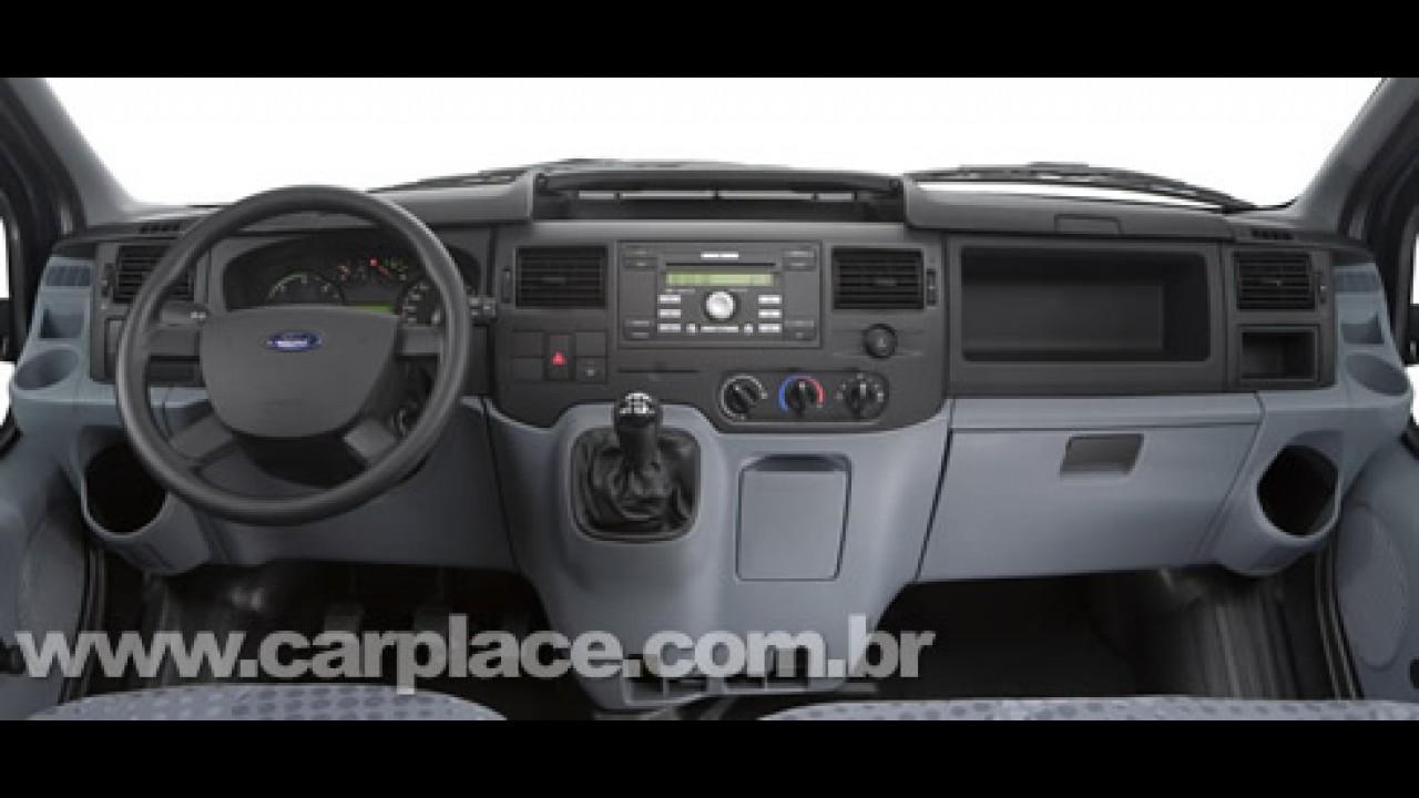 Importada da Turquia: Ford irá comercializar a van Transit no Brasil