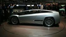 Giugiaro Quaranta concept unveiled at Geneva