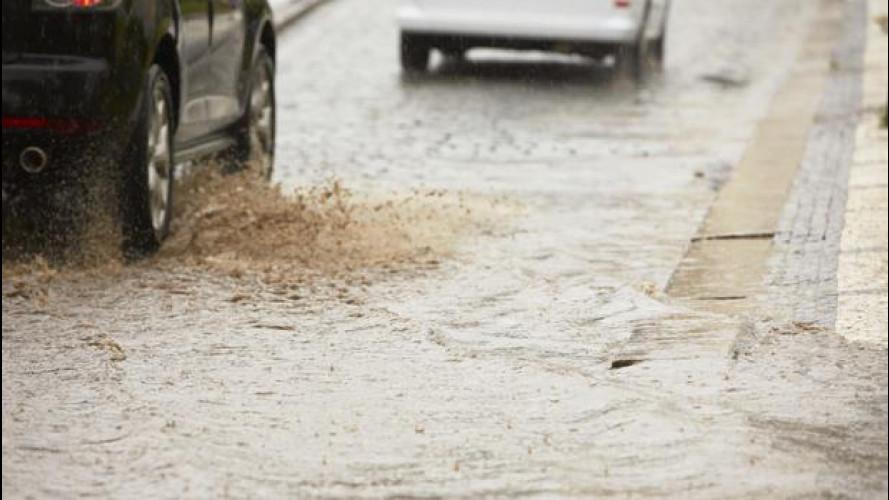 Maltempo e rischio inondazione: cosa fare