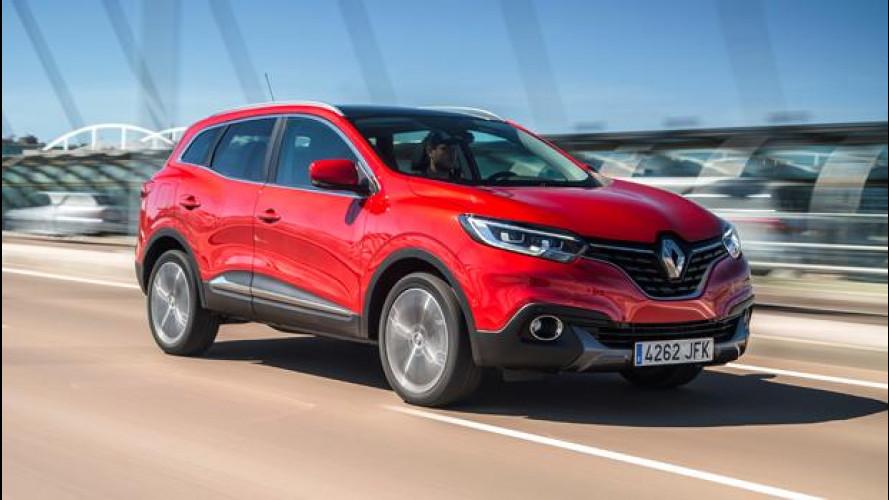 Renault Kadjar, il gene dell'ambizione
