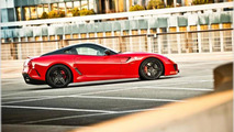 Ferrari 599 GTO with ADV.1 wheels, 1024, 23.12.2011