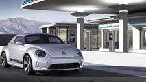 Volkswagen E-Bugster concept unveiled in Detroit [video]