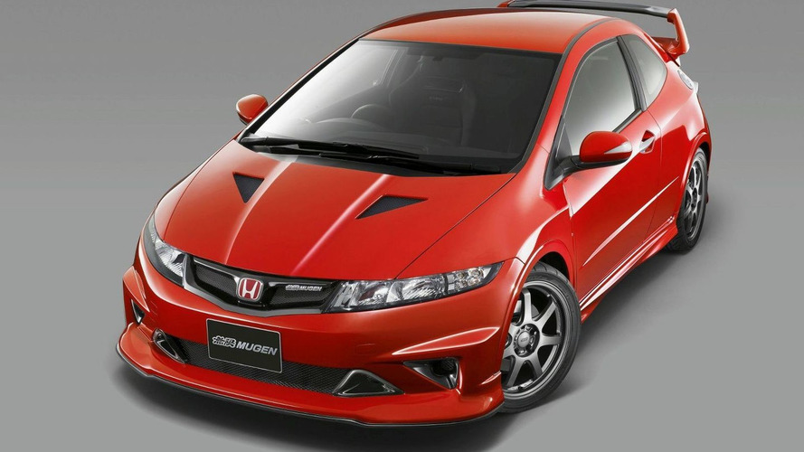 Mugen Civic Type R FN2 Styling Accessories Announced