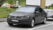 VW Passat B6 major facelift spy photo 11.06.2010