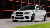 Lumma CLR X 650 based on BMW X6 21.06.2010