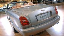 Bentley Azure T at 2008 Los Angeles Motor Show