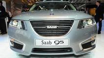Saab 9-5 SportCombi live in Geneva - 01.03.2011