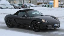 2012 Porsche Boxster spied 21.01.2011