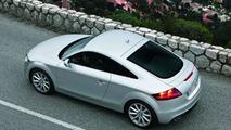 2011 Audi TT Coupe facelift first photos 08.04.2010