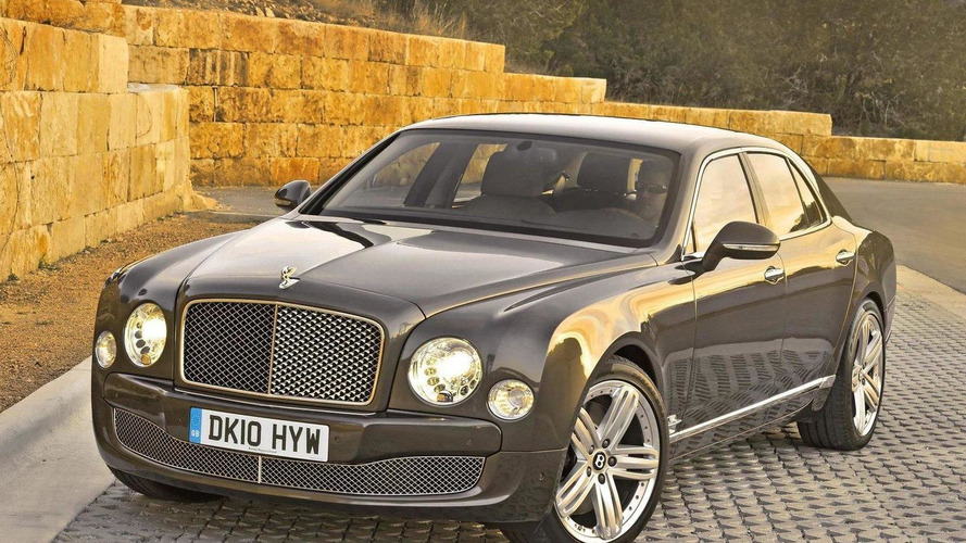 Bentley Mulsanne with 550 bhp heading to Paris Motor Show - report