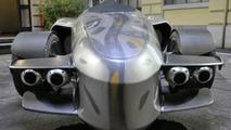 Tramontana Leal-Audirac Art Car - low res
