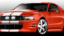 2010 Ford Mustang by 3dCarbon