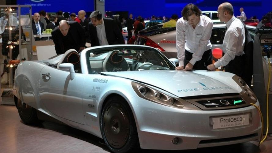 Protoscar LAMPO All-Wheel-Drive EV Revealed in Geneva