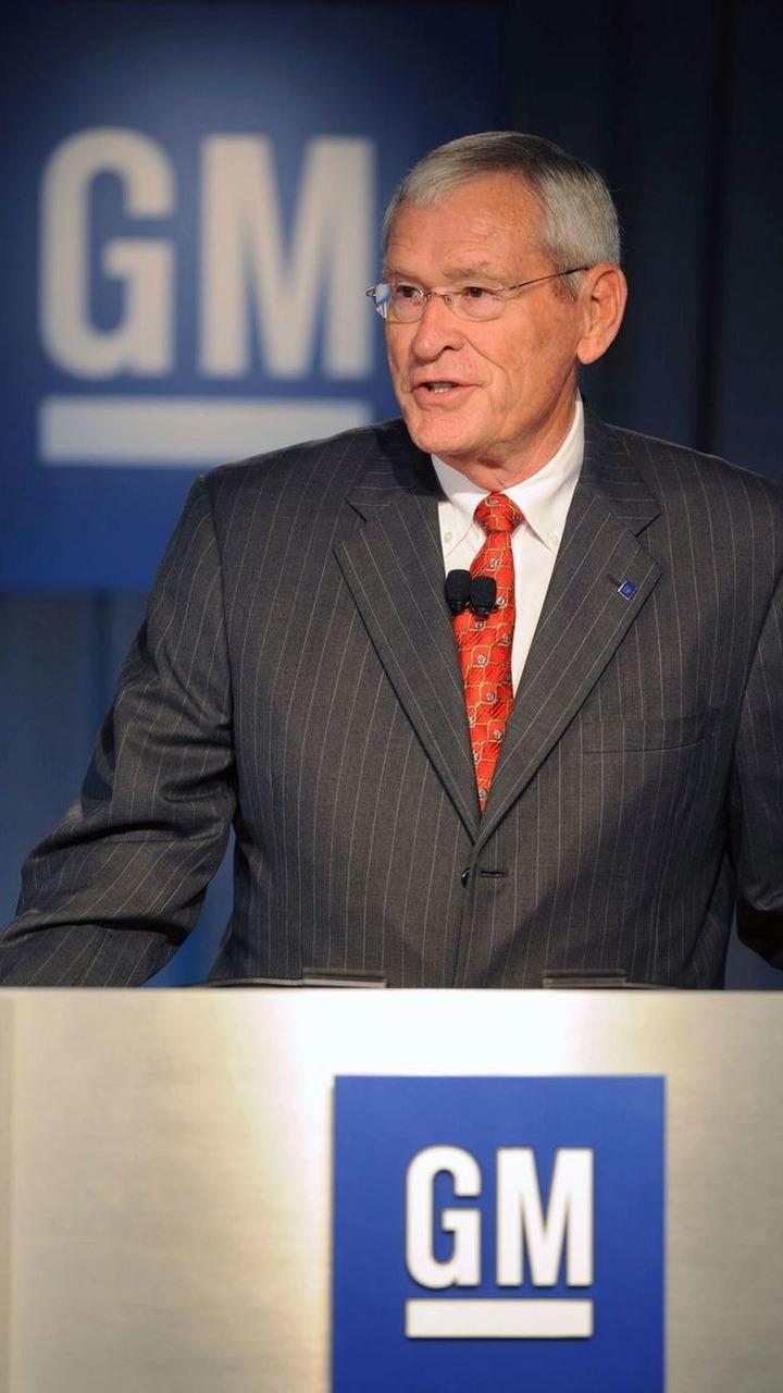 General Motors Company Chairman Edward E. Whitacre, Jr