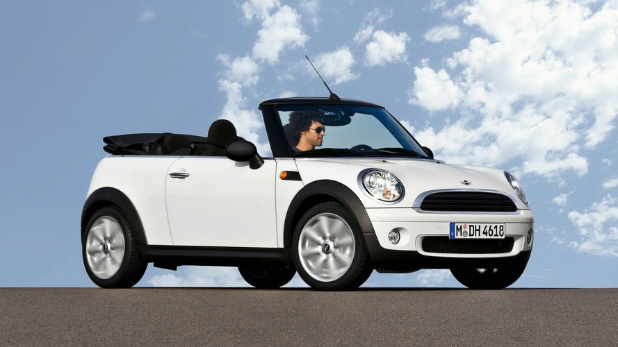 MINI Revamps Entire UK Model Range - Announces MINI One Convertible