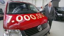 Stephan Schaller, CEO of Volkswagen Commercial Vehicles