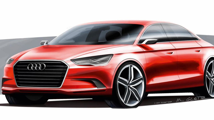 Audi A3 Sedan teased before March 27 reveal [video]