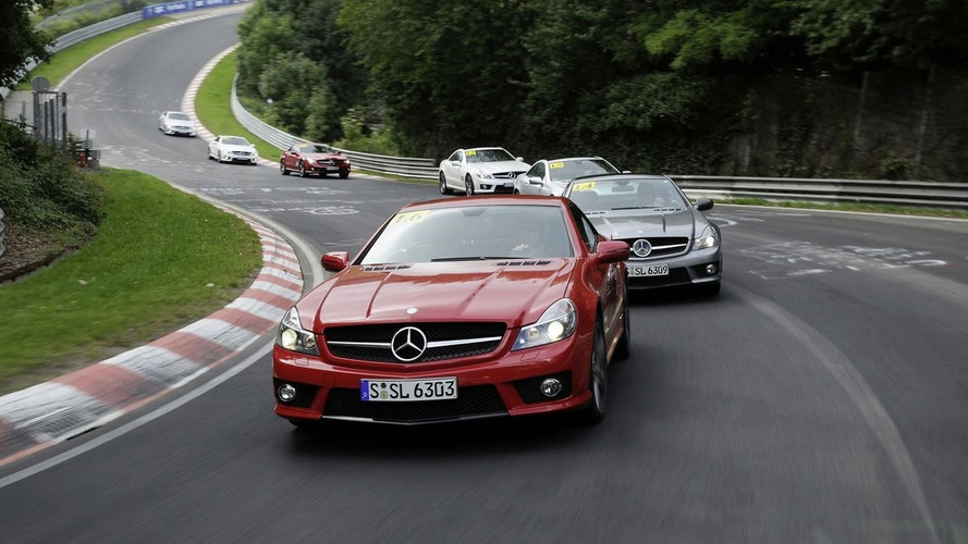 AMG Driving Academy 2009/2010 Invites Registrations