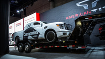 Nissan Titan XD Triple Nickel unveiled