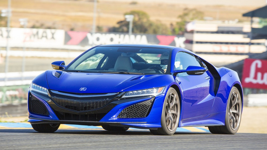 Acura NSX Type-R looks increasingly likely
