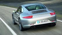 2012 Porsche 911 Carrera S Coupé 23.8.2011