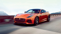 Jaguar F-Type SVR leaked image