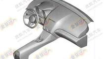 2012 Subaru Impreza XV revealed in patent filing