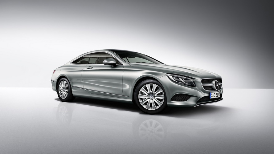 Mercedes S400 4MATIC Coupe joins S-Class Coupe family