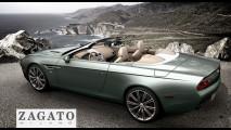 Aston Martin DBS Coupé Zagato Centennial e DB9 Spider Zagato Centennial - Le foto
