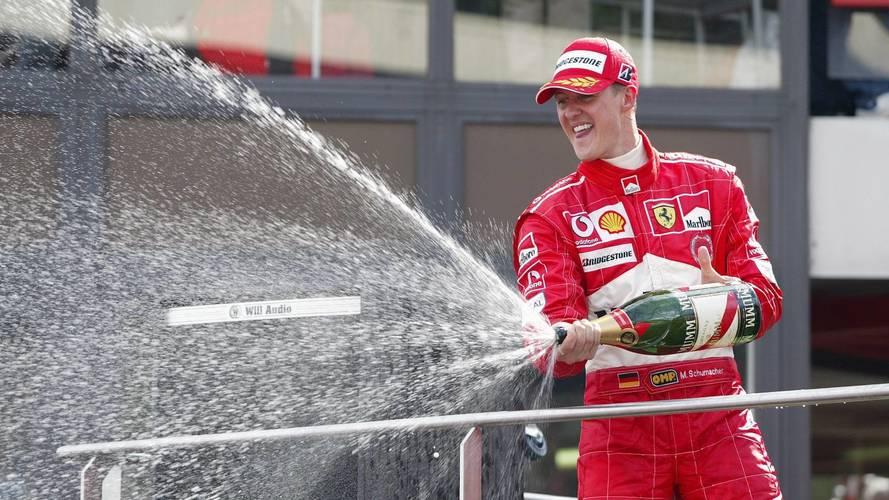 Michael Schumacher voted greatest Ferrari driver
