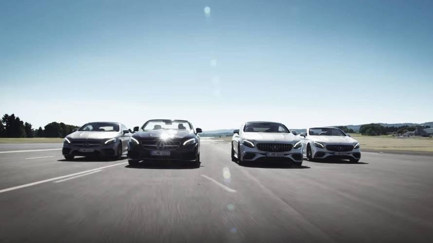 Mercedes Creates Top 5 Of Its Best Convertibles