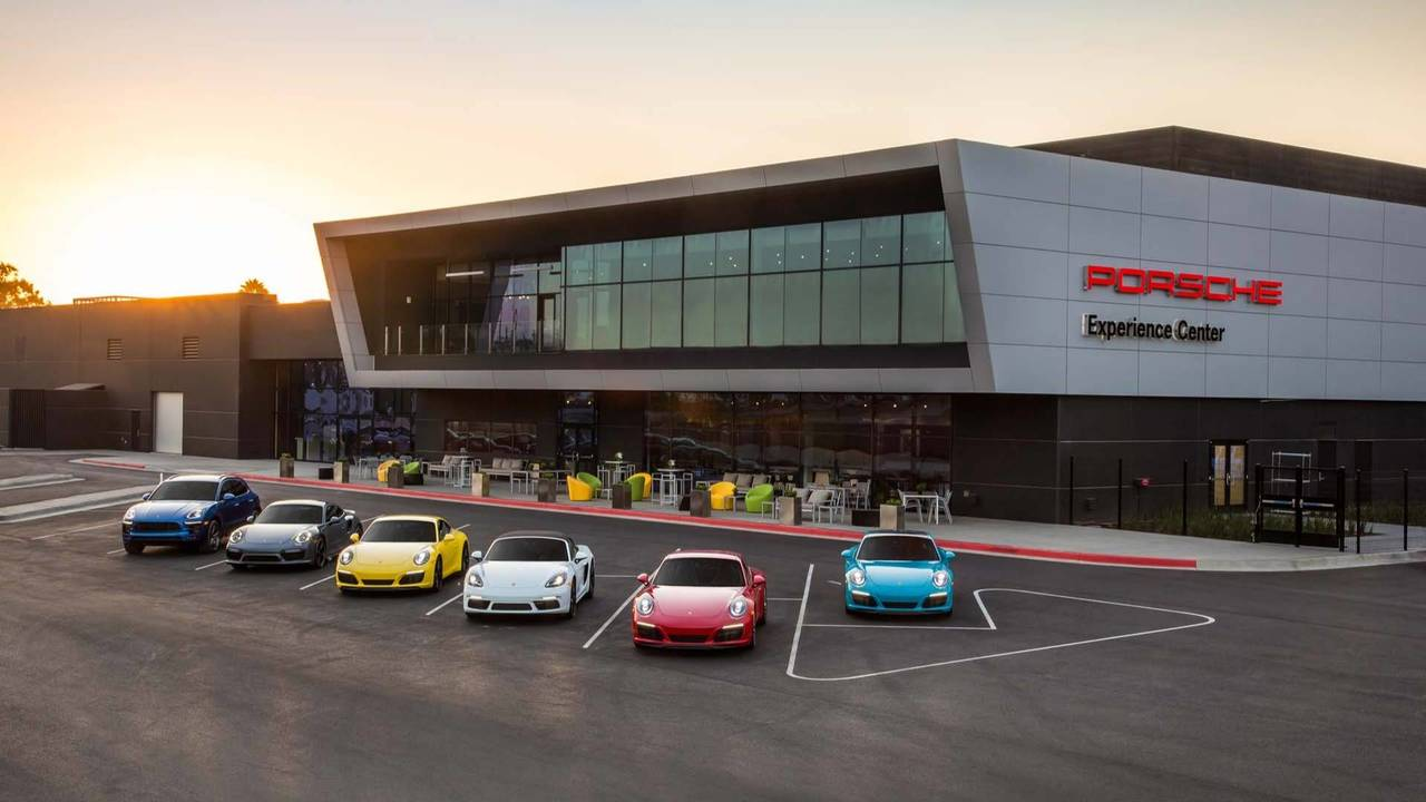 Porsche Experience Center Los Angeles