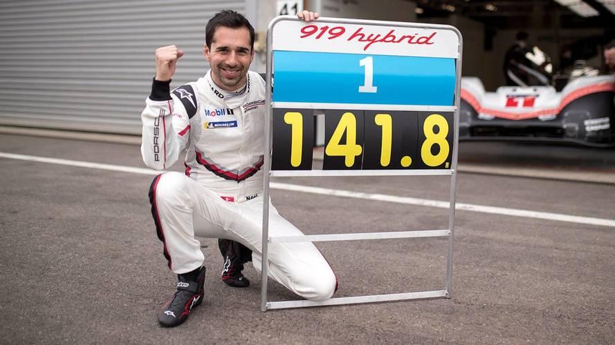 Porsche 919 Hybrid Spa-Francorchamps
