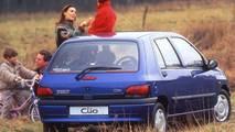 Renault Clio I - Phase 2