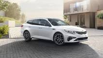 2018 Kia Optima (Euro Spec)