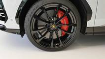 Lamborghini Urus exposición