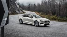 Renders Volvo S60 2018