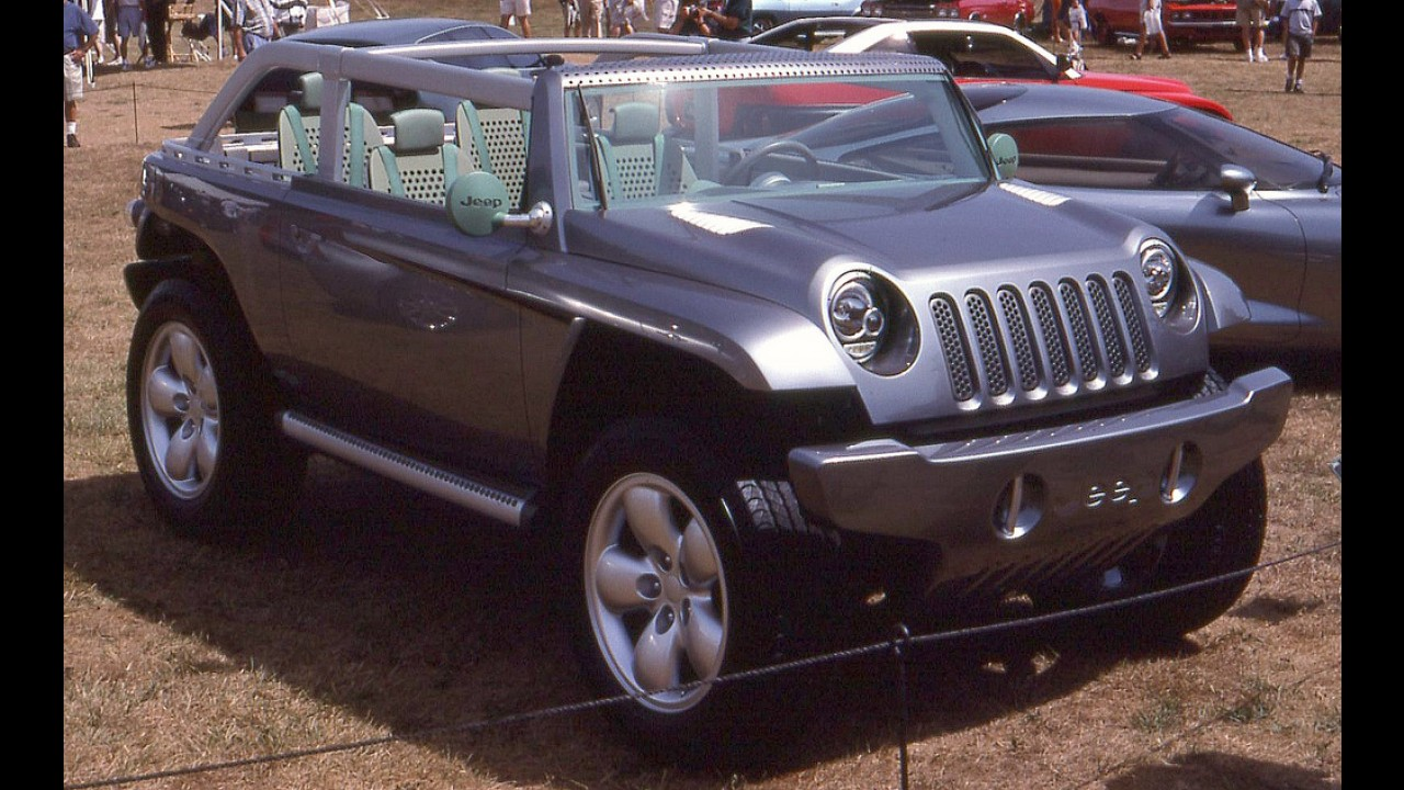 Jeep Willys II Concept