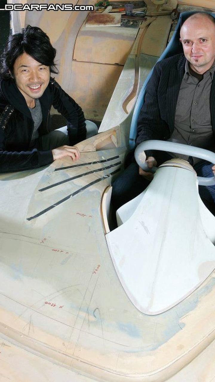 Mazda Hakaze Concept
