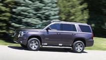 2015 Chevrolet Tahoe & Suburban Z71