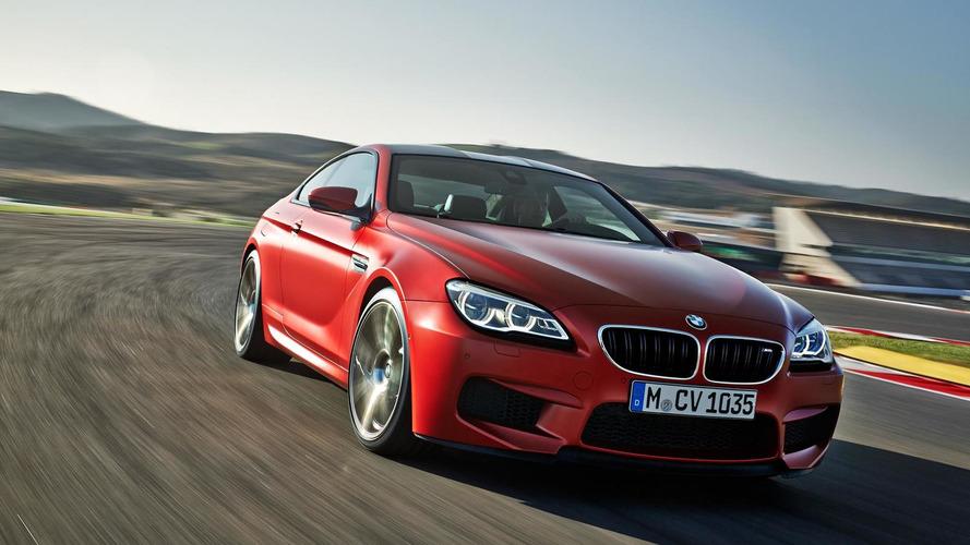 BMW M5 ve M6 olası şaft arızası nedeniyle geri çağırıldı