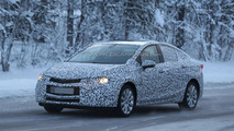 Mysterious Chevrolet Cruze prototype returns in new spy photos