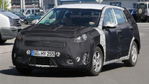 Kia Ceed Sportsvan spy photo