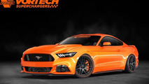 2015 Ford Mustang by Vortech Superchargers