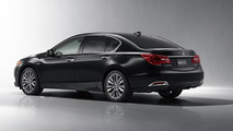 2015 Honda Legend (JDM-spec)