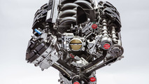Shelby GT350 Mustang 5.2-liter V8 engine