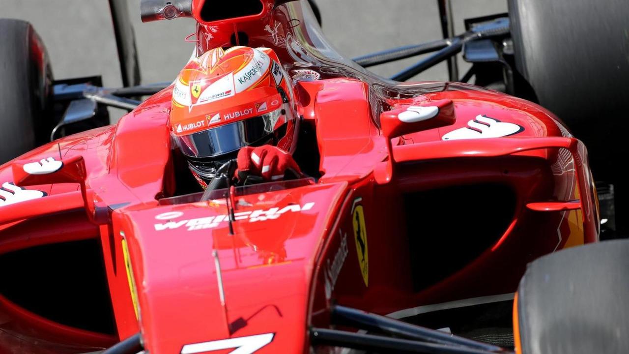 Kimi Raikkonen (FIN), 04.07.2014, Formula 1 World Championship, Rd 9, British Grand Prix, Silverstone / XPB