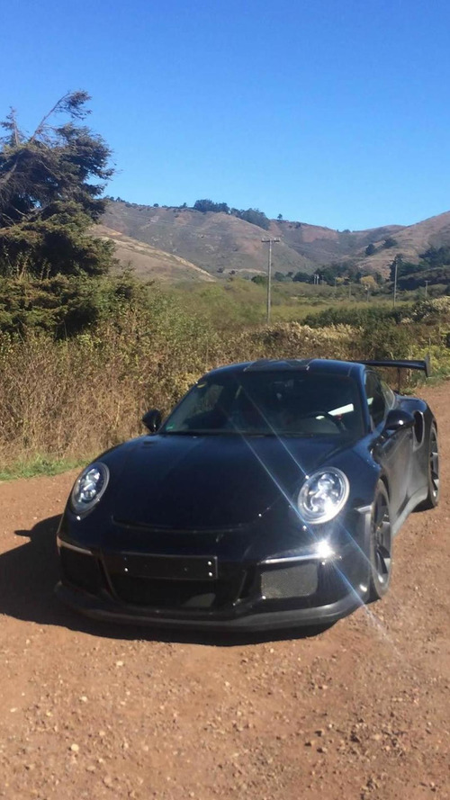 Porsche 911 GT3 RS spied inside and out virtually undisguised [video]
